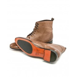 Bottines JAZZ High Cognac