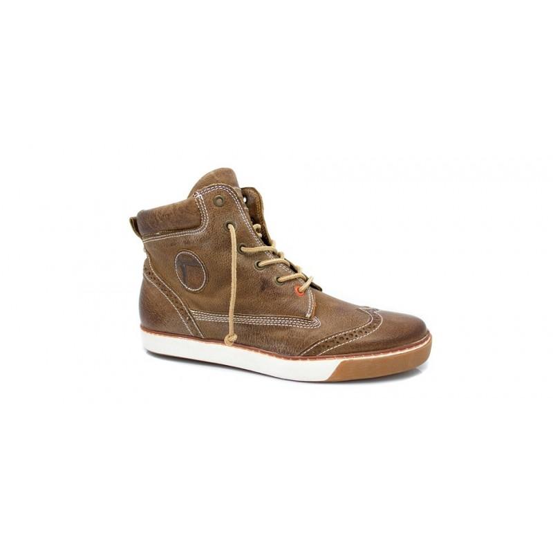 Sneakers montantes NIXON Cognac